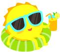 튜브탄 태양 템플릿