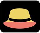 모자 템플릿
