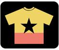 별무늬티셔츠 템플릿