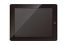 태블릿 PC 정면 템플릿