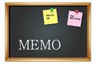 메모판 템플릿