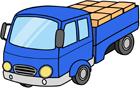 트럭 템플릿