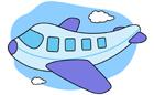 비행기 템플릿