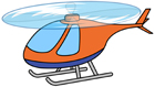 헬리콥터 템플릿