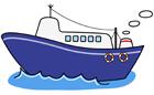 여객선 템플릿