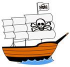 해적선 템플릿