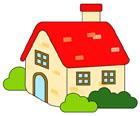 빨간지붕집 템플릿