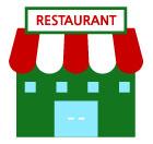 음식점 템플릿