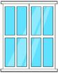 창문 템플릿