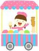 아이스크림 포장마차 템플릿