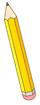 연필 템플릿