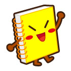 노란색책 템플릿