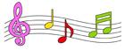 악보 템플릿