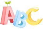 알파벳ABC 템플릿