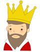 왕 템플릿