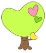 하트나무 템플릿