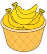 바나나바구니 템플릿