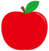 사과 템플릿