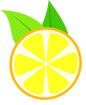 레몬 템플릿
