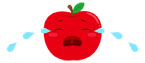 울고있는사과 템플릿