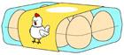 계란 템플릿