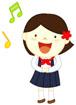 노래부르는 북한아이 템플릿
