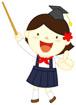 북한여자아이 템플릿