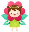 꽃요정 템플릿