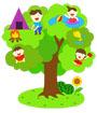 나무와가족 템플릿