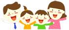 웃는가족 템플릿