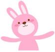 토끼 템플릿
