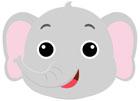 코끼리 템플릿