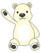 북극곰 템플릿