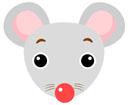 쥐 템플릿