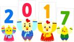 2017과닭가족 일러스트/이미지