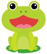 개구리 템플릿
