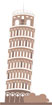 피사의탑 템플릿