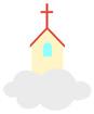 구름위의교회 템플릿