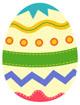 부활절달걀 템플릿