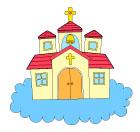 교회 템플릿