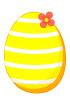 노란줄무늬달걀 템플릿