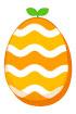 주황줄무늬달걀 템플릿
