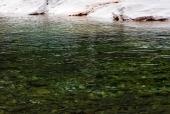 계곡물 템플릿