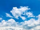 푸른하늘구름 템플릿