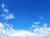 푸른하늘구름 일러스트/이미지