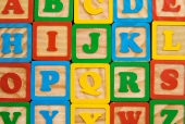 알파벳 큐브 템플릿