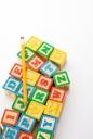 알파벳 큐브와 연필 템플릿