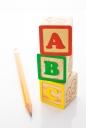 abc 알파벳큐브와 연필 템플릿