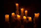 촛불 템플릿