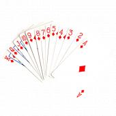 포커카드 템플릿